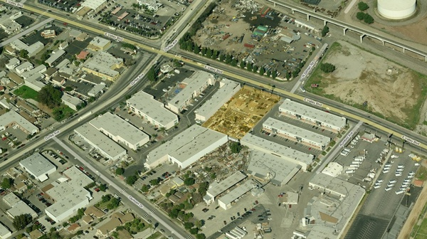 DAUM REPRESENTS BOTH PARTIES IN A $1.4 MILLION INDUSTRIAL LAND SALE IN EL MONTE, CA