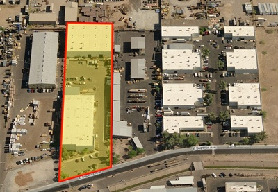 DAUM REPRESENTS LANDLORD IN A 50,857 SQ. FT. LEASE IN PHOENIX, AZ