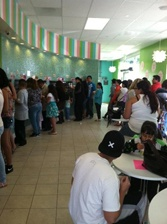 Sweet Frog Premium Yogurt Breaks Opening Day Record with New Palmdale, CA Location