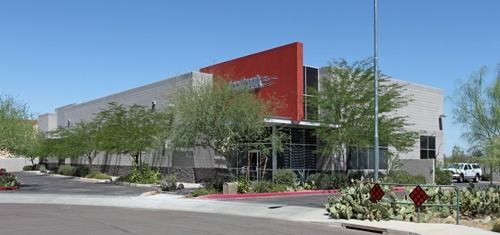 DAUM NEGOTIATES $1.15 MILLION SALE OF INDUSTRIAL WAREHOUSE IN PHOENIX, AZ