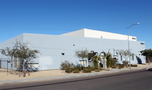 DAUM NEGOTIATES $1.3 MILLION PURCHASE FOR NEW AMERICA SCHOOL IN PHOENIX, AZ