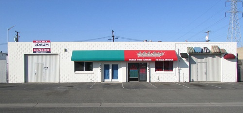 DAUM REPRESENTS SELLER IN THE SALE OF A $1.2 MILLION INDUSTRIAL BUILDING IN GARDEN GROVE, CA
